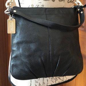Coach women's cross body purse
